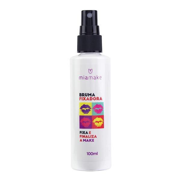 Spray Bruma Fixadora Maquiagem Para Hidratar Pele