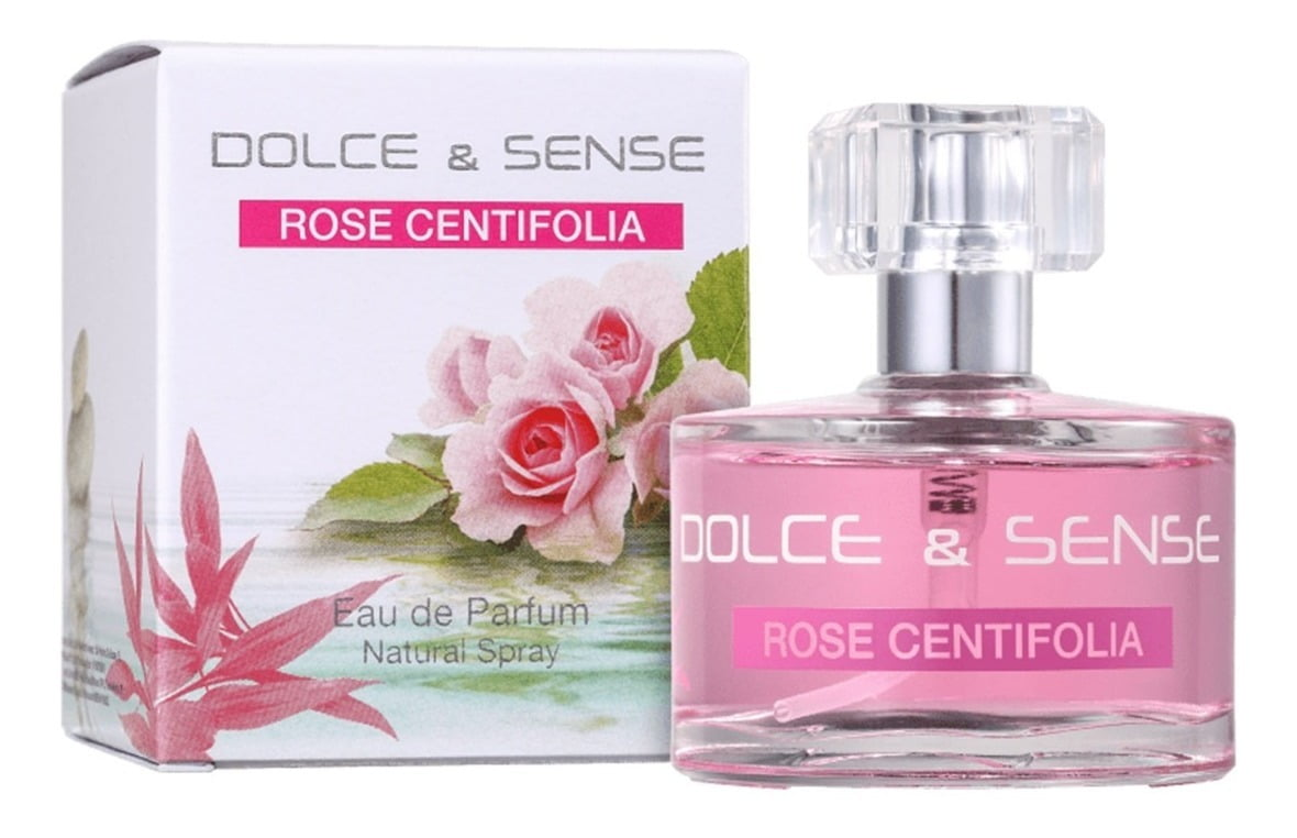Perfume Dolce Sense Rose Centifolia Paris Elysees - 60ml