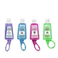 Higienizador de Mãos Clean Hands BellaFemme com Álcool Aromatizado