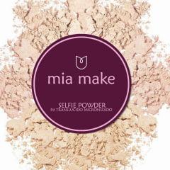 2 Pó Translúcido Micronizado Selfie Powder Mia Make