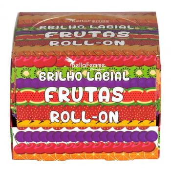 BRILHO LABIAL ROLLON BOX COM 36 PÇS