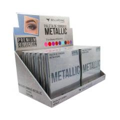 SOMBRA METALIC BOX C/ 12 PÇS