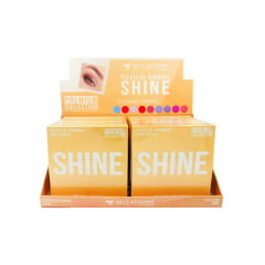SOMBRA SHINE BOX C/ 12 PÇS