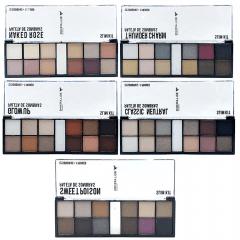 Paleta De Sombra Matte Bella Femme 12 Tons + Primer Slim Kit