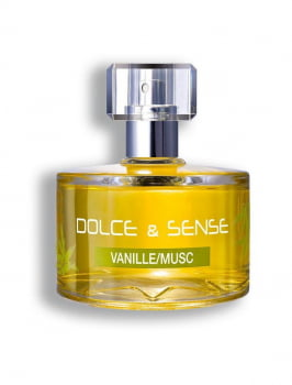 Perfume Dolce & Sense Vanille/musc Paris Elysees 60ml