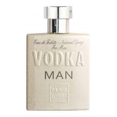 Perfume Masculino Vodka Man- Paris Elysees 100ml