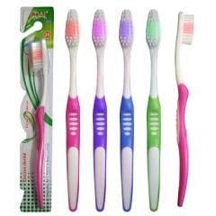 36 Escova De Dente Adulto Atacado Protetor Cerdas Ecodente