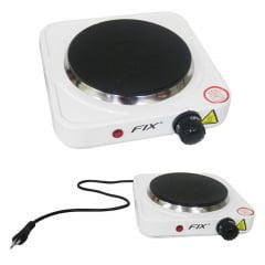 Fogão Elétrico Portátil Disco Fix 1 Boca 1000w 60hz 110v