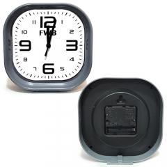 Relógio Despertador De Mesa Ou Parede - 4 Cores A Escolher