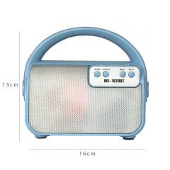 Caixa De Som Portátil Radio Fm Mp3 Bluetooth Mobile Speaker