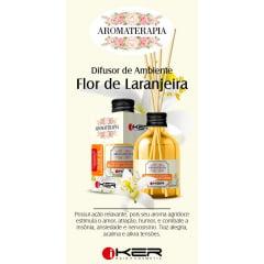Difusor Aromatizador Ambiente Original Aromaterapia flor de laranjeira