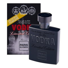 Vodka Limited Edition Paris Elysees Masc 100 Ml