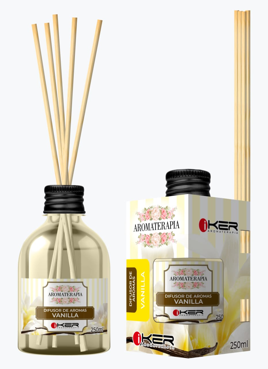 Difusor Aromatizador Ambiente Original Aromaterapia Vanilla